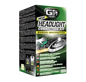 Headlight Correction Kit - Manual Restoration